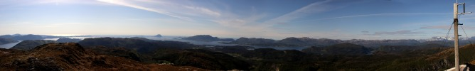 Ramsgrønova view (1/2)