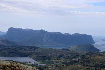 Lifjell massif