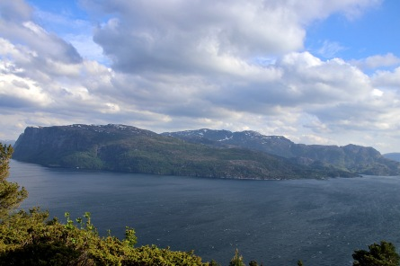 Fjellstjørnryggen view (2/2)