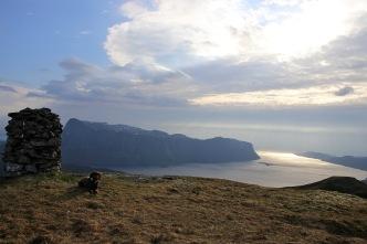 On top of Bergsheia (2/2)