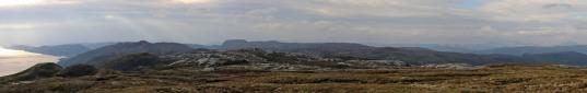 Bergsheia view