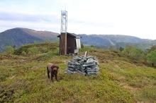 On top of Kvimsen