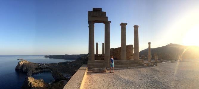 My Greek goddess ;)