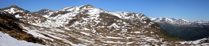 Kyrkjenibba and Fagerdalen