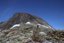 Up Holtafjellet