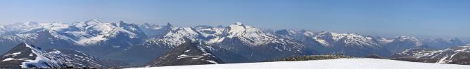 Holtafjellet zoom view (1/2)