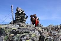 On top of Nokkenibba