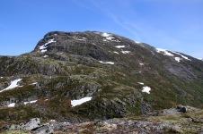 Nokkenibba seen on the way to Åsenakken