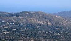 Profitis Ilias - the 4th highest top