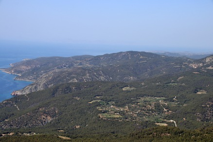 Agios Ioannis Amartou - visited before this hike