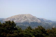 Attavyros - highest on Rhodes
