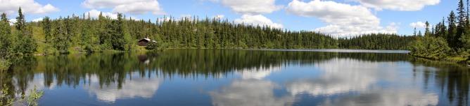 Lake Killingvatnet