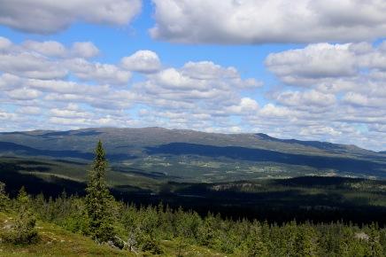 Synnfjell massif