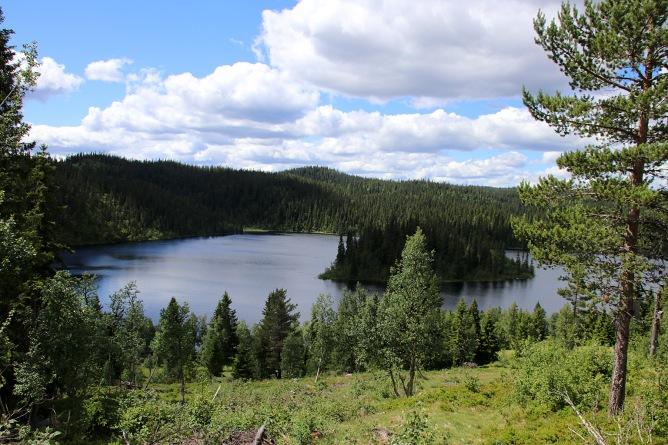 Lake Øyangen