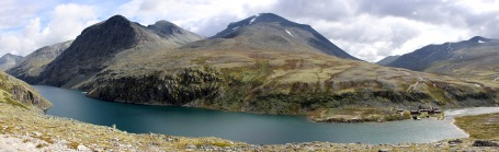 Rondvatnet and Rondvassbu