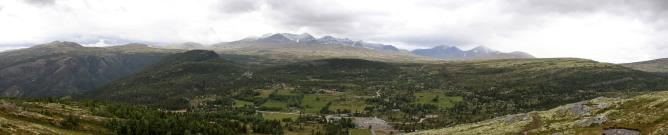 Gråhøe view