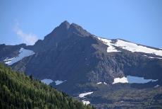 Klovtindane seen from Bondalen