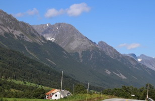 Litledalshornet - left