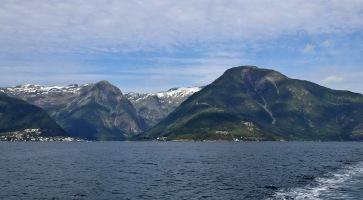 Balestrand mountains