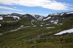 Endredalen valley