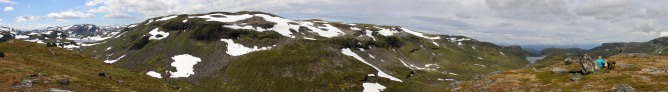Kvannfjellet views (1/2)