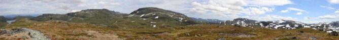 Kvannfjellet views (2/2)