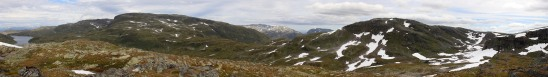 View from 1327m (1/2)