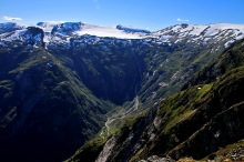 Mundalsdalen valley