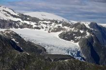 Suphellebreen glacier