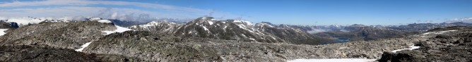 Summit view (2/3)