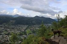 Volda view