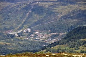 Hodlekve skiing centre