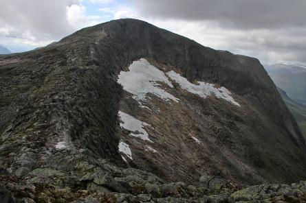 The ridge to Natakupa
