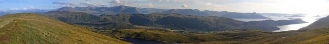 Storetua summit view (2/2)