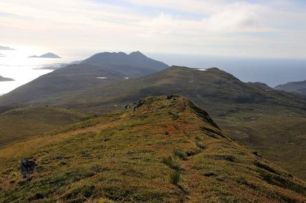 View towards Gjøna