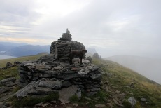 On top of Sulafjellet