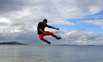Flying high (II)
