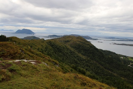 View towards Rørane