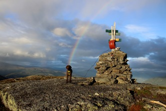 On top of Tylderingen