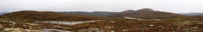 Panorama from Vardaheii