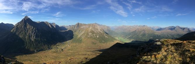 Rambjørhornet view (1/2)