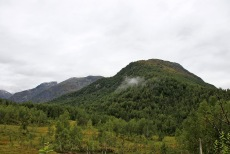 Togga seen from the trailhead