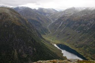 View towards Anestølen