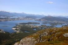 View towards Spjelkavik