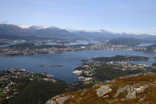 The Spjelkavik region