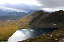 Klovvatnet and Grøthornet