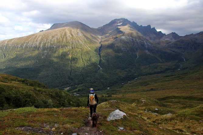 Towards Erdalen