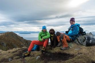 On top of Oppstadhornet (2)
