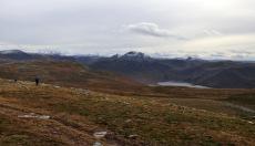 Towards Sandvikdalen