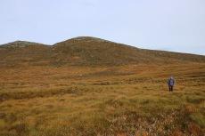 Cumbersome off-trail